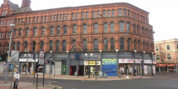 Haymarket Arcade Belfast